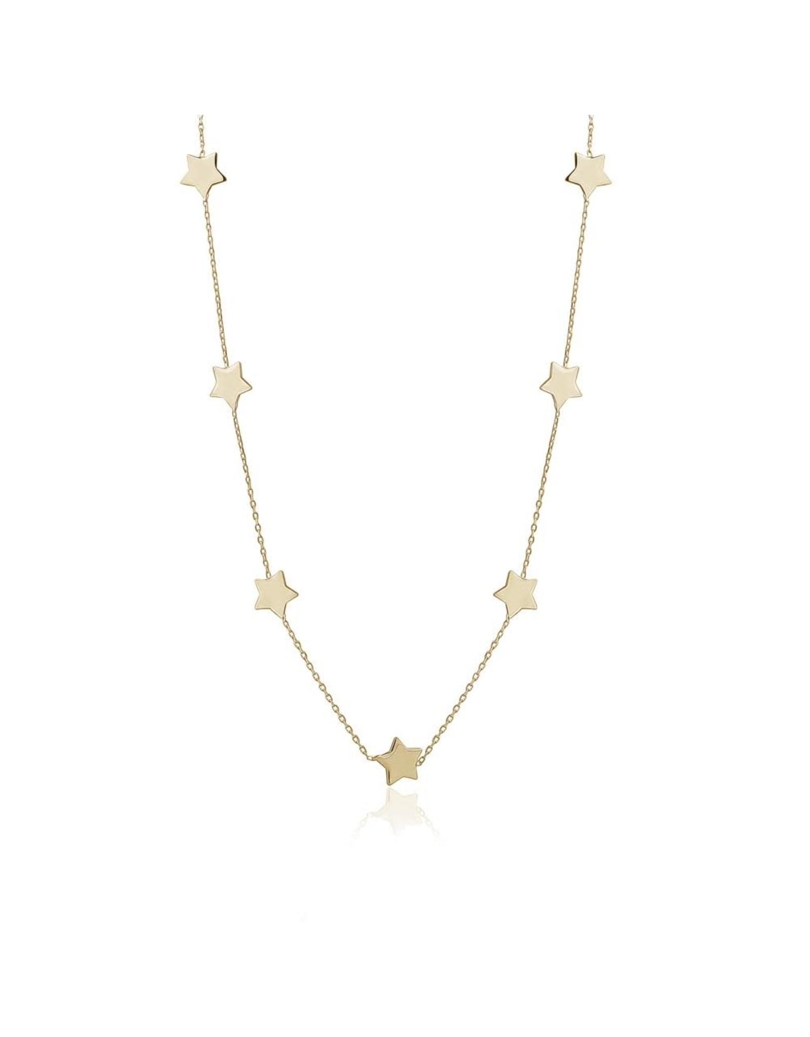 Limlim Stars Necklace