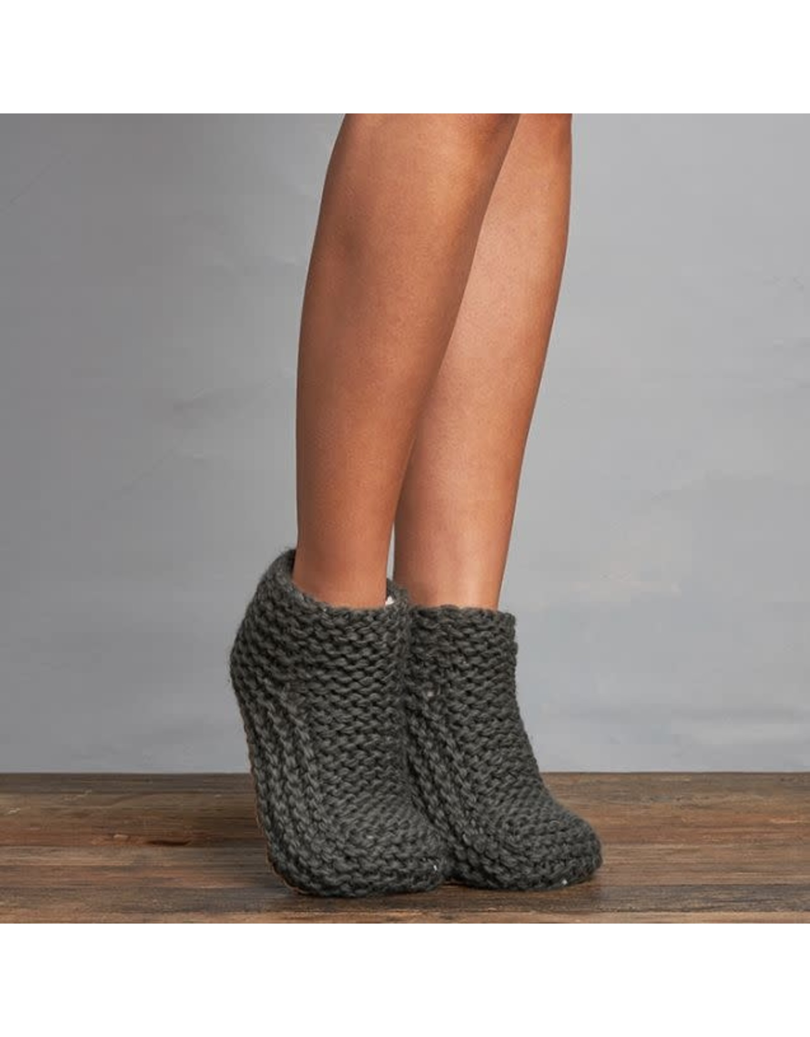Lemon Cute Boot Slipper
