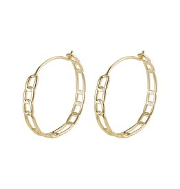 Pilgrim Pilgrim Dale Earrings Gold Plated