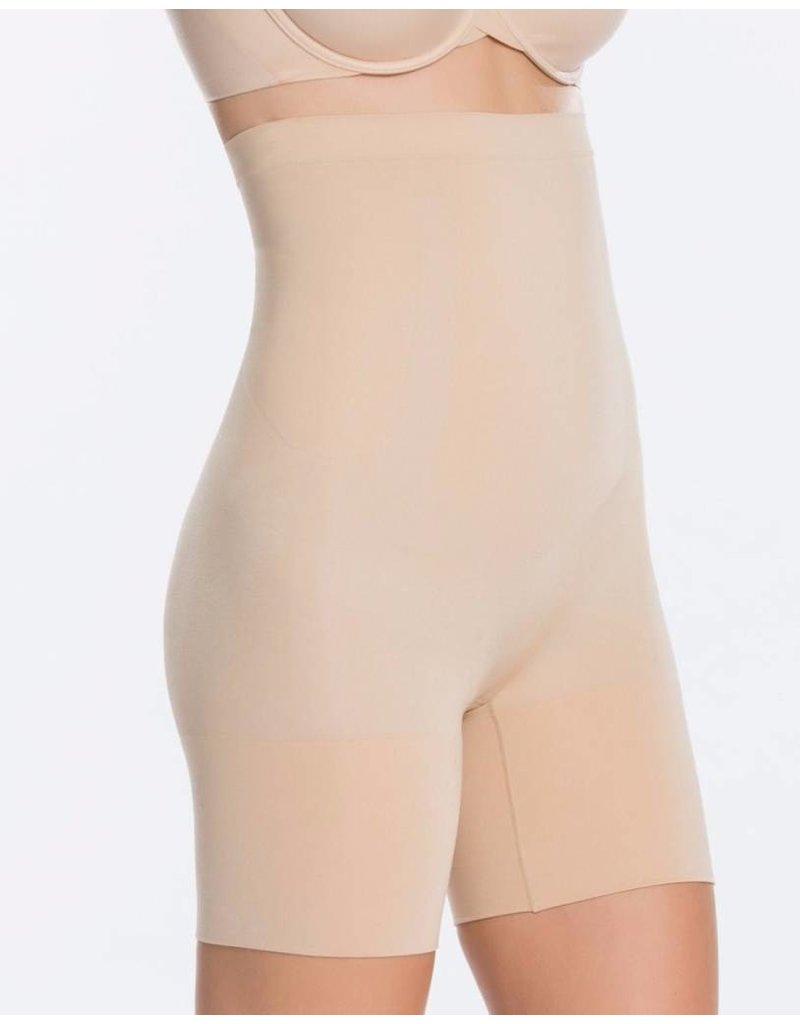 Spanx Spanx On Core High-Waisted Mid Thigh Short