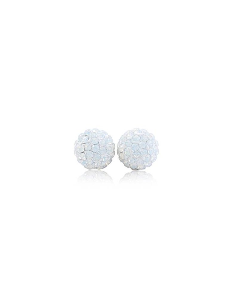 Hillberg & Berk Hillberg and Berk 8mm Sparkleball Stud