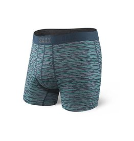 Saxx Saxx Platinum Boxer Brief Fly - Teal Horizon