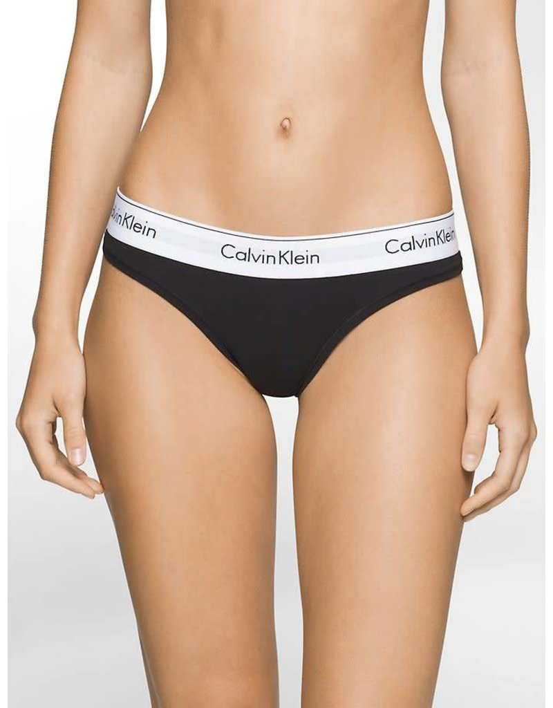 Calvin Klein Calvin Klein Modern Cotton Thong