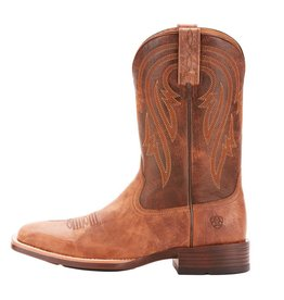 Ariat Ariat Mens Plano Boots - Tannin/Tack Room Brown - Size 10.0EE