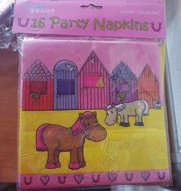 Horse Party Napkins