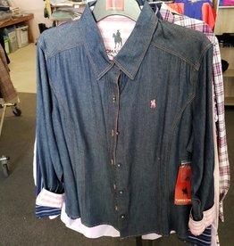 Thomas Cook Thomas Cook Jindabyne Shirt - Size 14