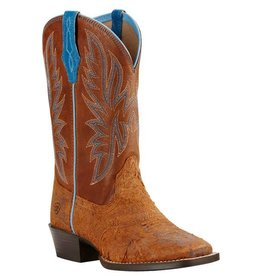 Ariat Ariat Outrider Kids Grizzly Oak/wood Size 2