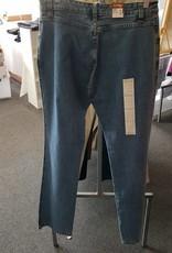 Brigalow Ladies Stretch Jean Indigo Size - 14x34