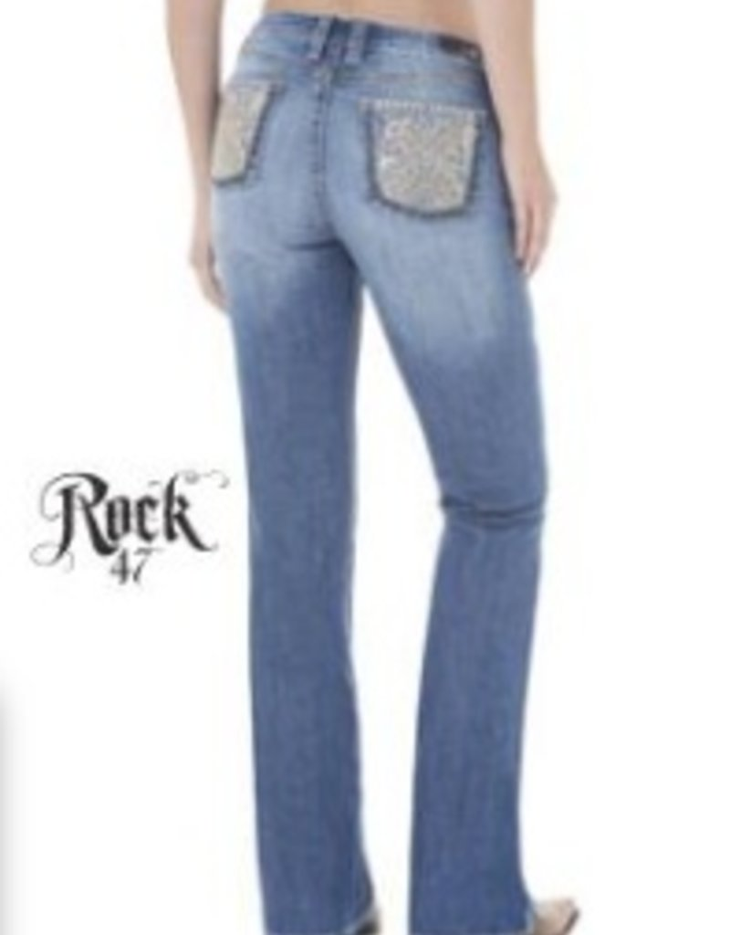 Wrangler Rock 47 >> Wrangler Rock 47 Sits Above Hip Jean Size 28 X 34 Mister Edz