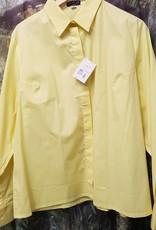 Windsor Apparel Long Sleeve Shirt - Lemon - Size 18