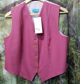 Windsor Apparel Ladies Vest - Pink - Size 14