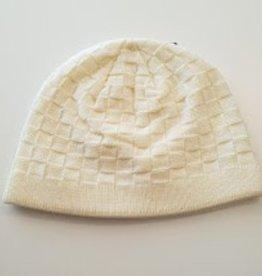 Beanie Cream Knitted