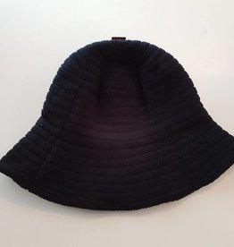 Polar Fleece Hat - Black - 53