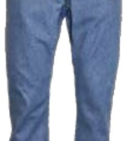 Thomas Cook Thomas Cook Mens Denim 5 Pocket Fleece Lined Jean - Faded Denim - Size 40