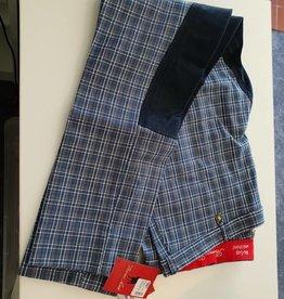 Thomas Cook Thomas Cook Check Full Seat  Jodhpur - Blue Check - Size 18