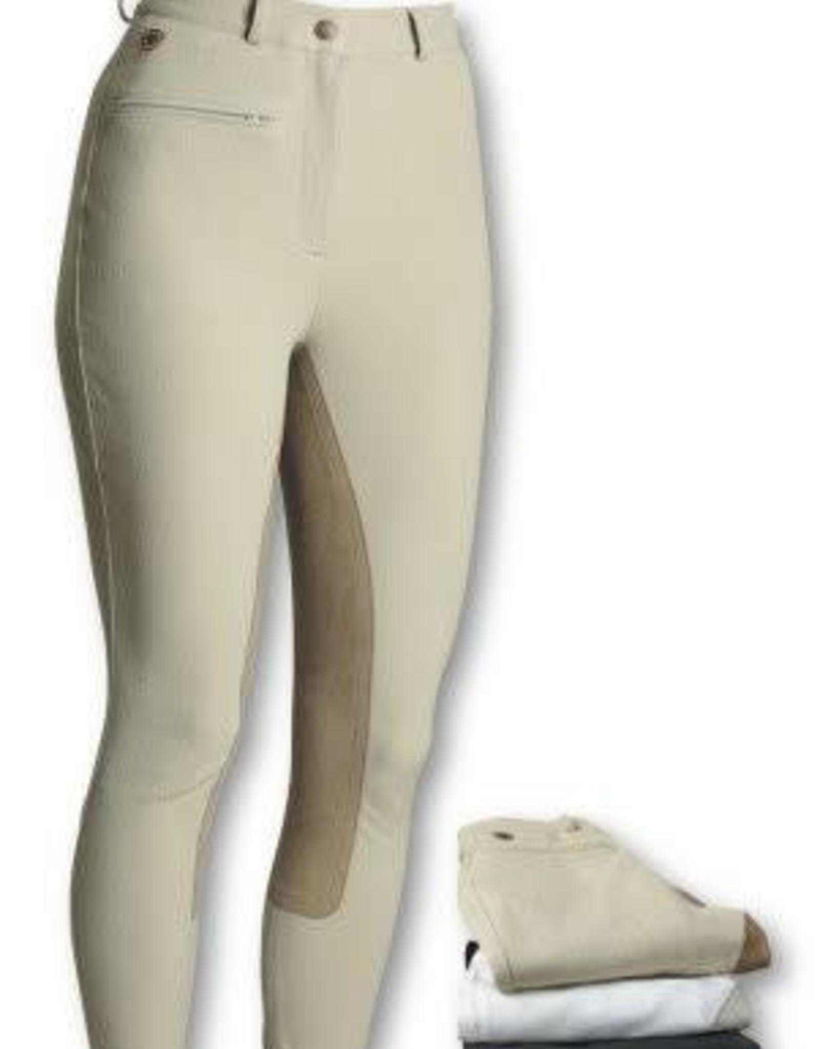 Ariat Ariat Sport Rhythm Breeches - White - Size 26 Long