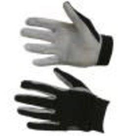 CRW Spandex Gloves Supa-Grip - Black - Size  M