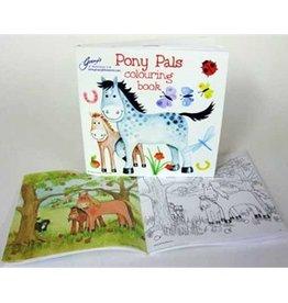 Pony Pals Colouring/Puzzle