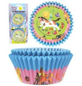 Pony Pals Party Cup Cake Cases Pack of 100