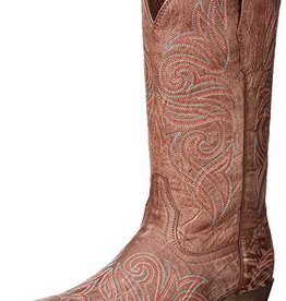 Ariat Ariat Round Up J Toe Womens Boot - Burnished Brown -Size 7.0