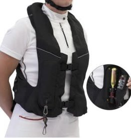 SAVE - Safety Air Vest - Black - Small