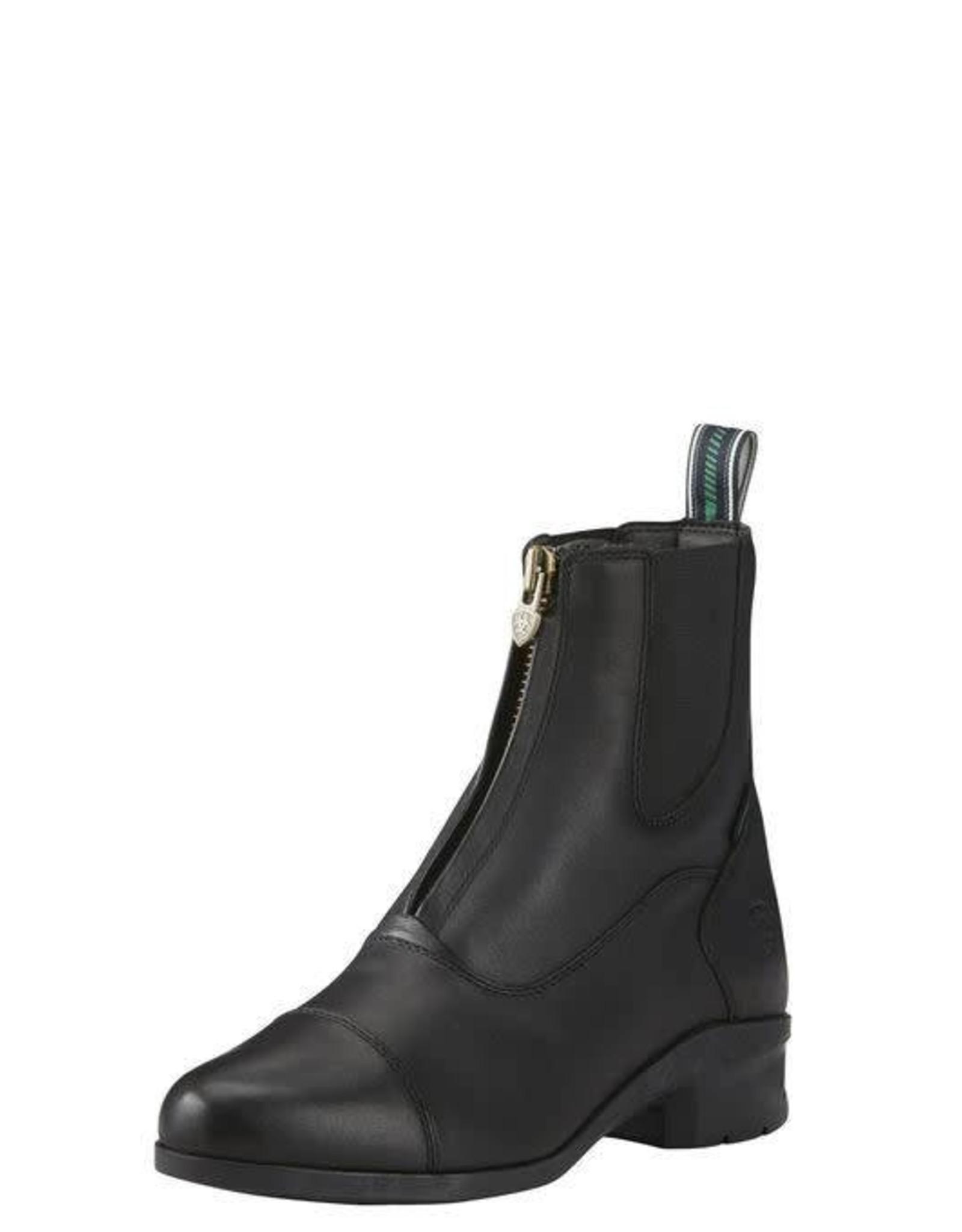 Ariat Ariat Heritage Zip Paddock Ladies  - Black - 6.5