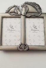 """Pewter My Horse & Me Photo Frame 2"""" x 3"""""""