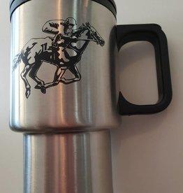 Travel Mug Racehorse
