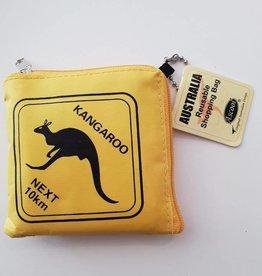 Reusable Bag - Kangaroo Sign