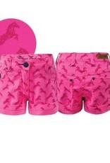 Thomas Cook Thomas Cook Girls Prancing Horse Print - Neon Pink - Size 8