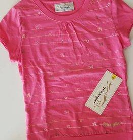 Wrangler Wrangler Annie Short Sleeve Top Sorbet Size 10