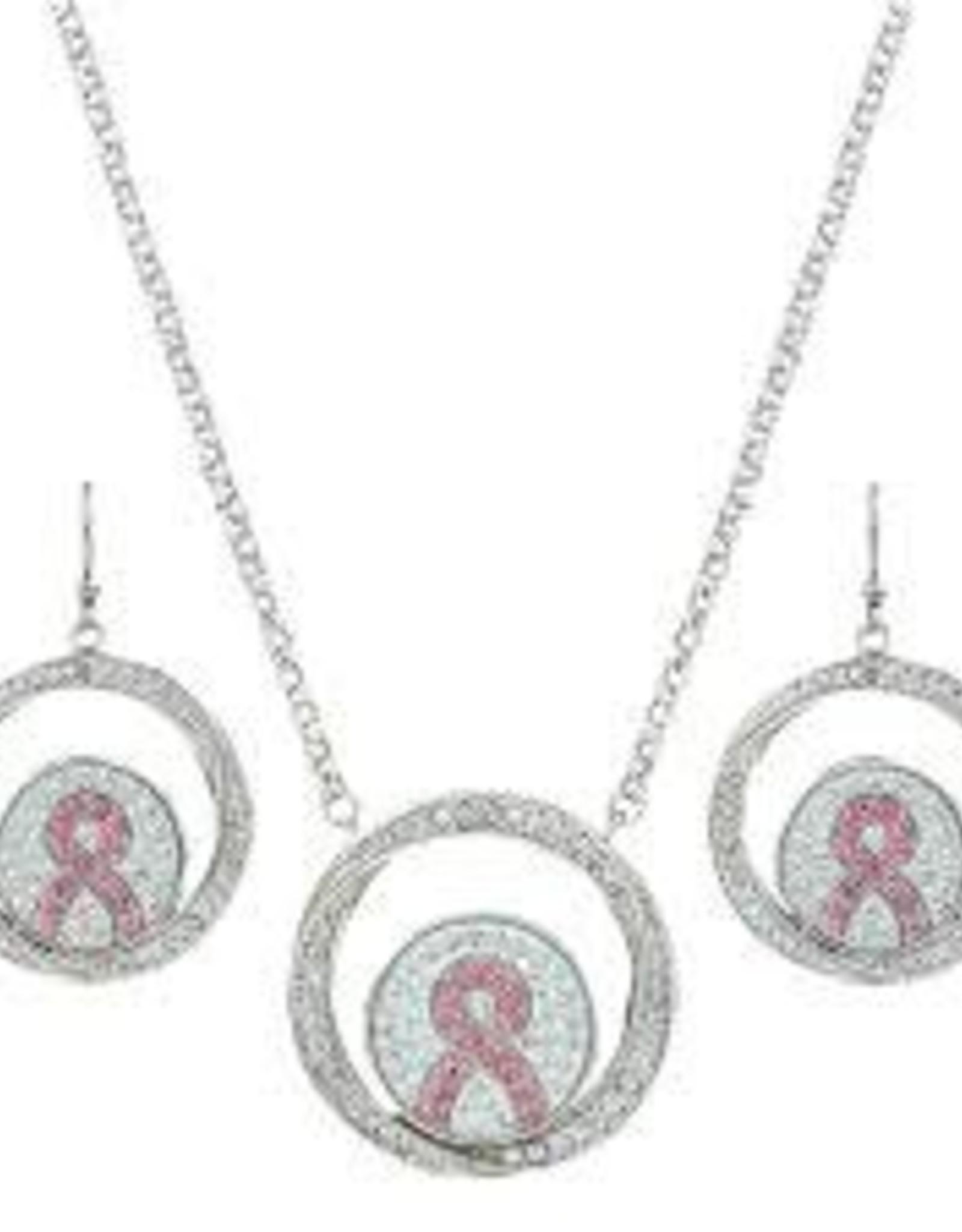 Montana Silversmiths TETWP Hope Rope Enfolded Jewellery Set