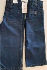 Thomas Cook Thomas Cook Girls Soft Denim 3/4 Pant - Dark Indigo - Size 7