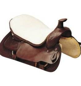 Western Saddle Seat Saver