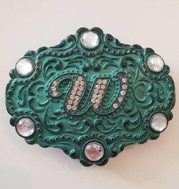 Wrangler Wrangler Buckle Women's Vintage Jewel