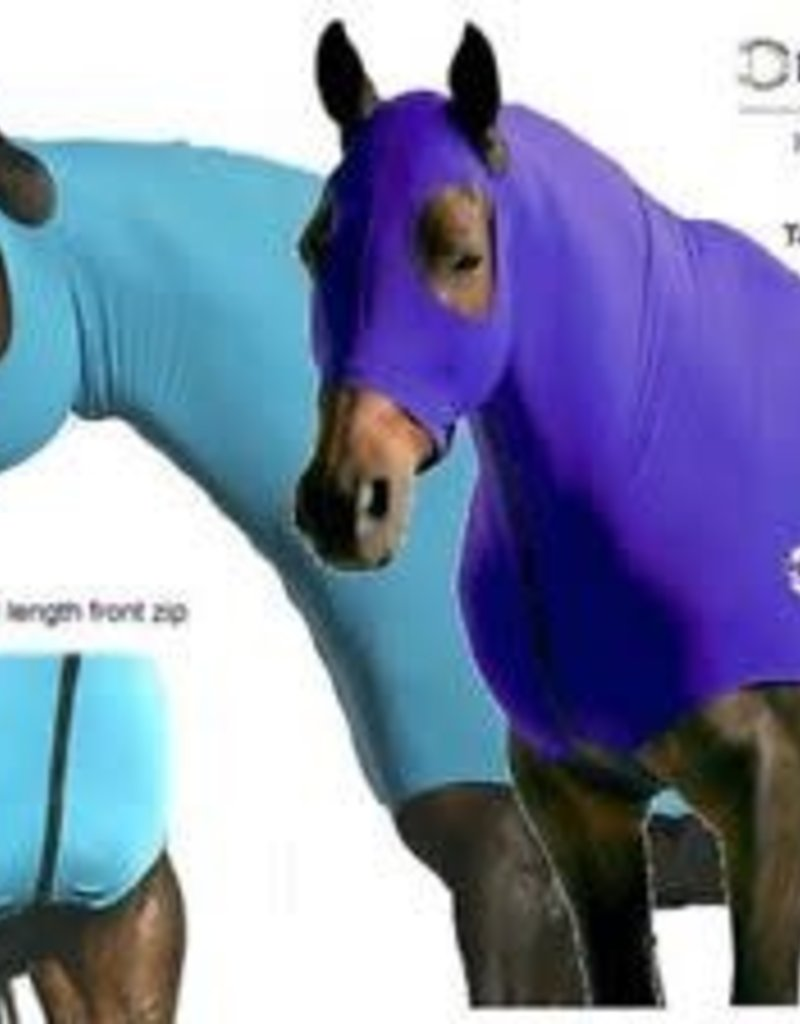 Dress Circle Horsewear Lycra Half Rug