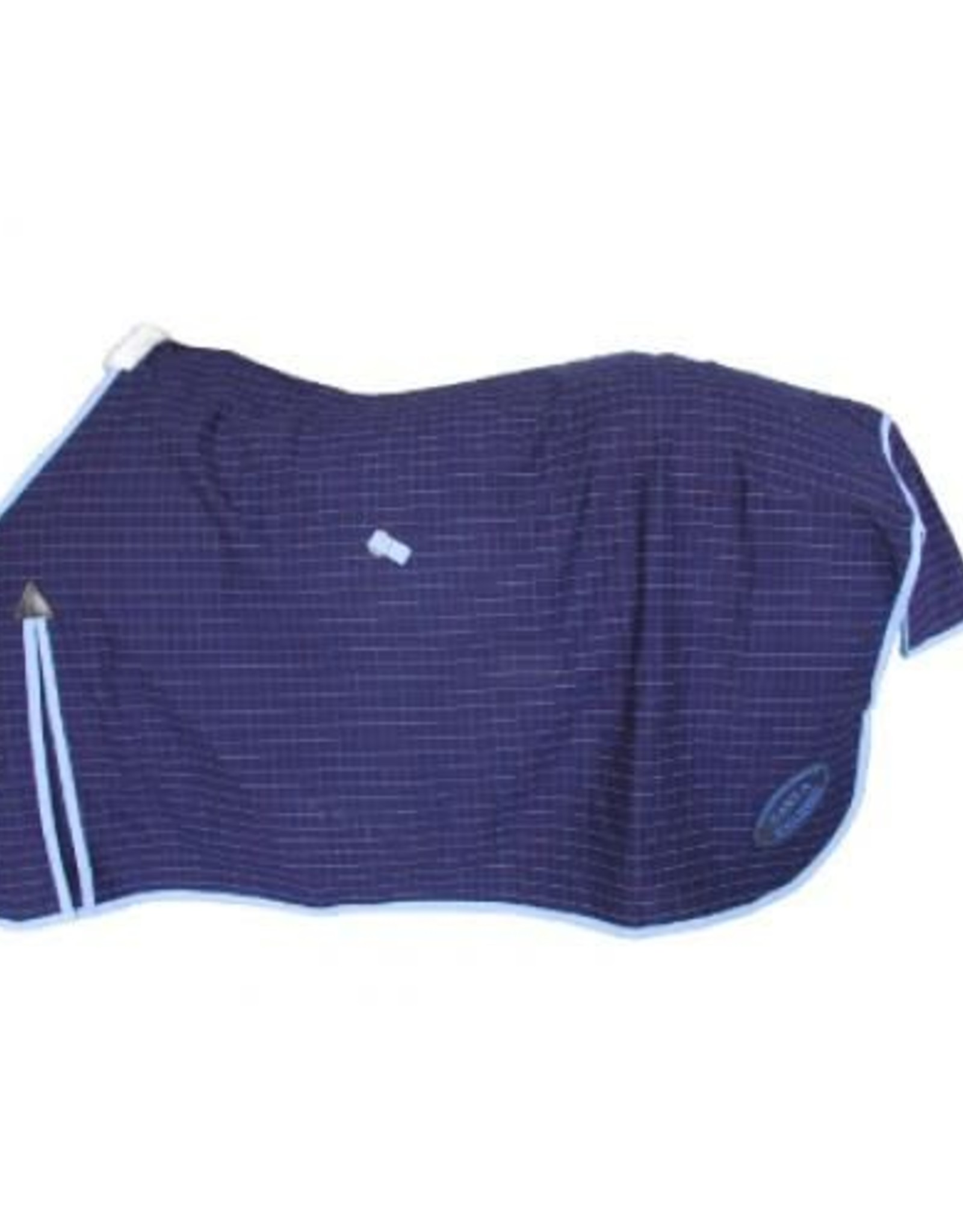 """Cant-A Daintree Unlined - Combo - Dark Blue with Light Blue Trim - 4'3"""""""