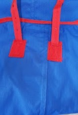 Sir William Wallace Hood - Large - Blue with Red Trim