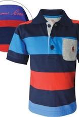 Thomas Cook Thomas Cook Boys Katoomba Stripe Shirt Multi