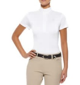 Ariat Ariat Women's Aptos 1/4 Zip White