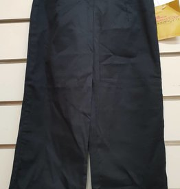 Thomas Cook Thomas Cook Girls Stretch Twill 7/8th Pant - Navy -Size 6