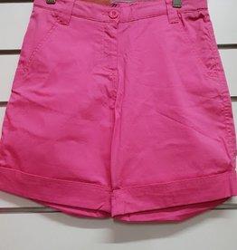 Thomas Cook Thomas Cook Girls Sophia Cuffed Shorts - Dark Pink - Size 12