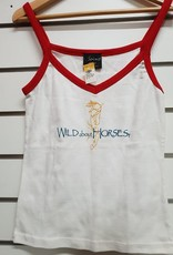 Wild About Horses L String Top 012S