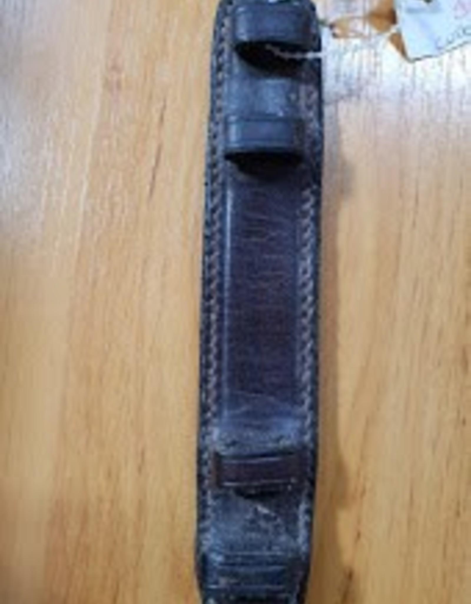 Curb Chain Guard - Brown