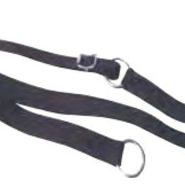 Eureka Leather Surcingle - Brown - Pony