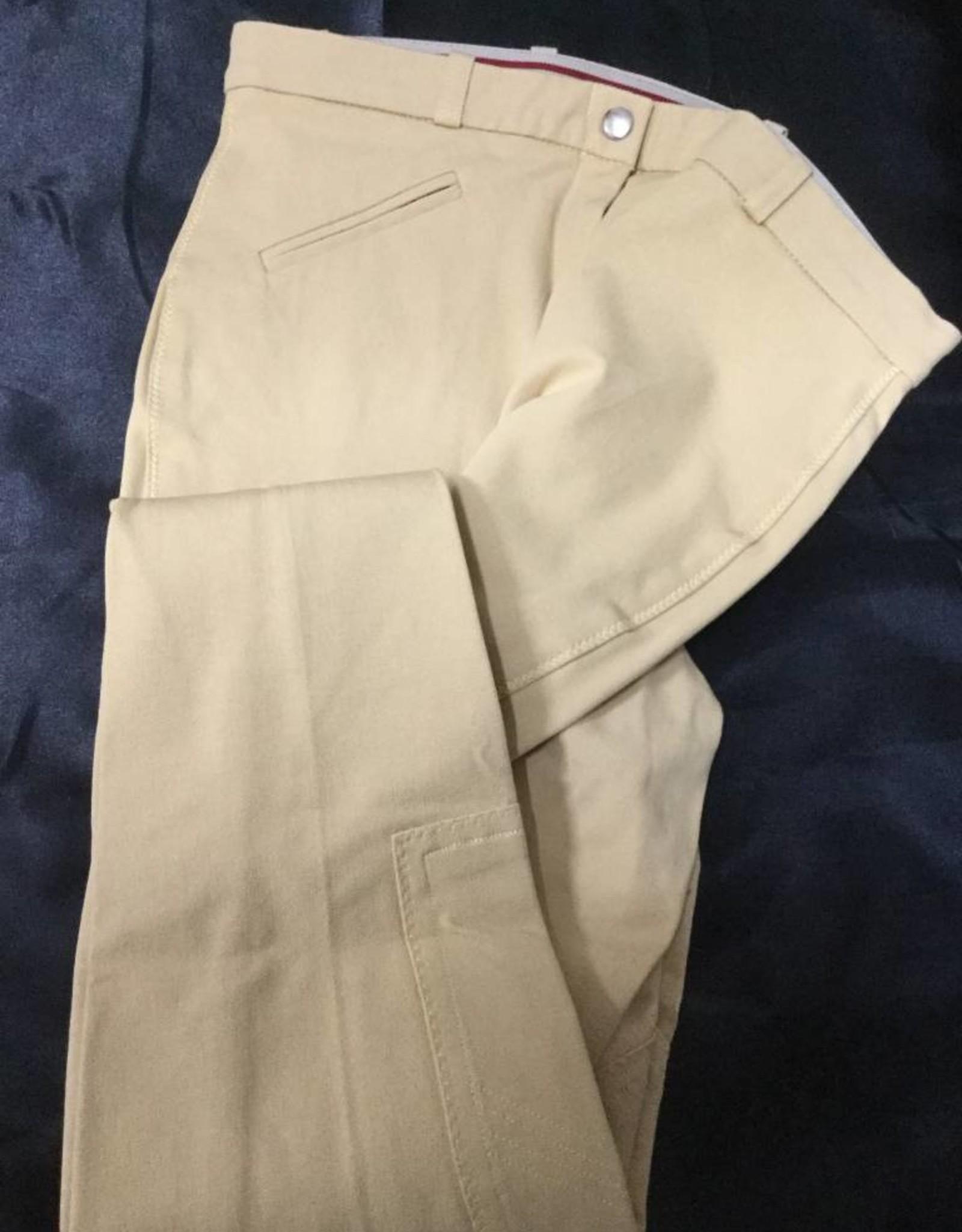 Windsor Breeches - Banana - Size 16
