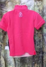 Thomas Cook Thomas Cook Girl's Galaxy Polo Top Pink Size 6