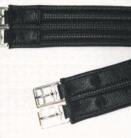 """Showcraft 2 Buckle Anti-Gall  Girth - Black - 75cm (30"""")"""