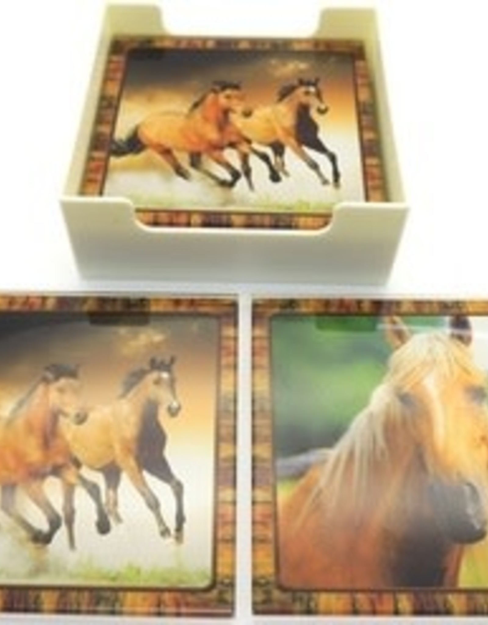 Coasters Horses Set of 6