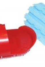 Sarvis Curry Comb - Blue